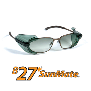 B-27+ Sun-Mate® Sideshields / Side Shields by Safety Optical Service